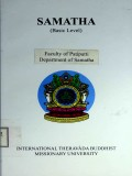 SAMATHA (Basic Level)